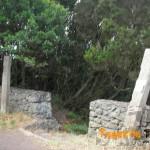 Situados a 1700 m del Albergue