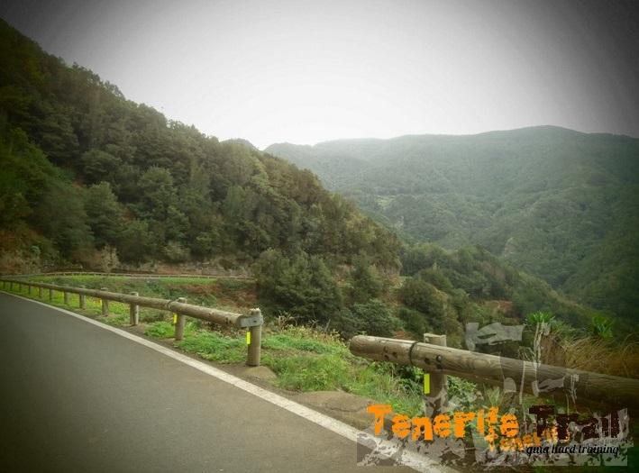 Detalle entrada-salida sendero Taborno-Carboneras