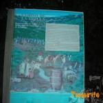 Cartel camino de la orilla