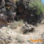 Punto crítico de desvio hacia la Palya de Antequera (de frente el Semáforo)