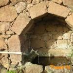 Fuente a las afueras de Taganana