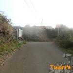 carreretera catelanes alto llegada a casas cumbre