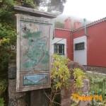 casa forestal (a pie de carretera inicio senderos las vueltas y majimial)