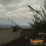 Detalle de la subida calle recta (fotos tomada en la bajada)