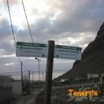 Detalle cartelería Camino Real del Sur