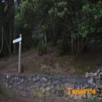 Camino de la Virgen en La Caldera