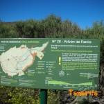 Sendero 20 Volcán de Fasnia