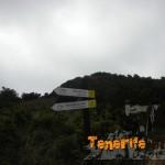 Cartelería destino Punta Teno