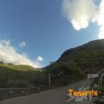 Inicio del PR 5 en el Valle de Igueste