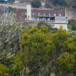 Imagen exterior del Albergue