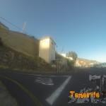 En la carretera TF 111 a tu izquierda ascenso barrrio