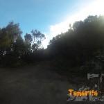Inicio pista dirección Roque Negro
