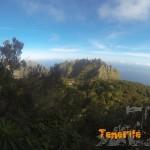 Vistas sendero hacía La Cumbrecilla