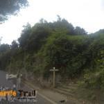 Entrada sendero carretera de Las Carboneras
