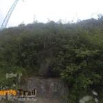 Punto de aguan intersección sendero Carboneras con Cruz del Carmen-Punta del Hidalgo