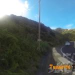 Detalle carretera destino a Afur