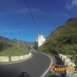 Carretera destino a Afur