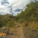 Camino hacía presa Tahodio
