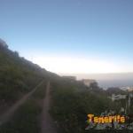 Llegada a lo Alto de Los Campitos