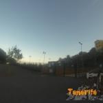 Pistas de tenis en Los Campitos