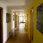 Interior de Albergue (zona de habitaciones)