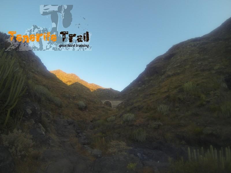 Subida PR TF 2 barranco Valleseco (acueducto)