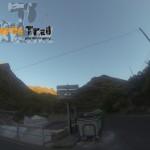 Cruce de barrancos, Valle Grande a la izquierda