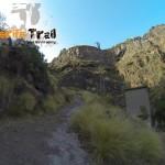 Una vez llegada al pozo Valle Jiménez una pista te lleva a esta localidad