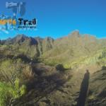 Cruce de senderos que te permite ir a Valle Crispin