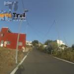 Calle El Toscal que te lleva a las Lecheras y ya de nuevo a Santa Cruz
